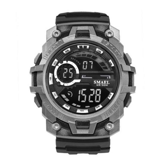 SMAEL นาฬิกาข้อมือ รุ่น SM1701-BK