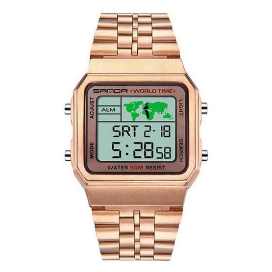 SANDA นาฬิกาข้อมือ รุ่น SW500-RG