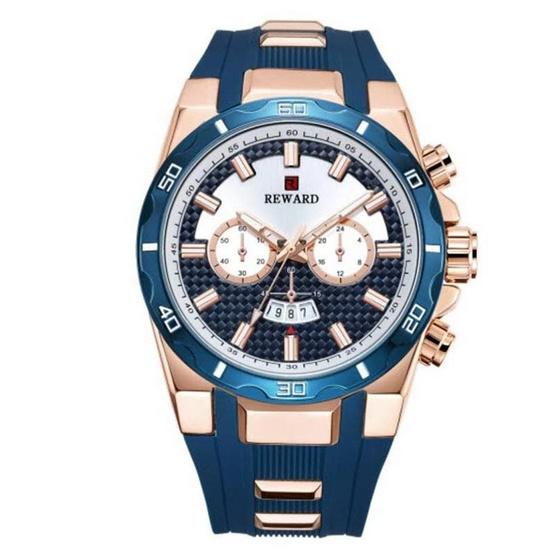 Reward นาฬิกาข้อมือ รุ่น RD63093-BL/GO