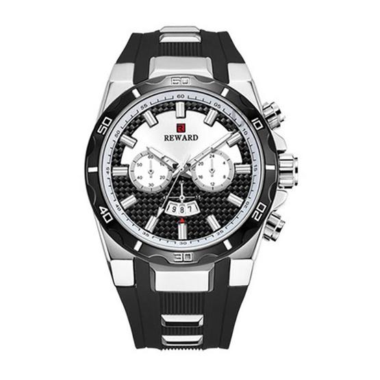 Reward นาฬิกาข้อมือ รุ่น RD63093-BK/SI