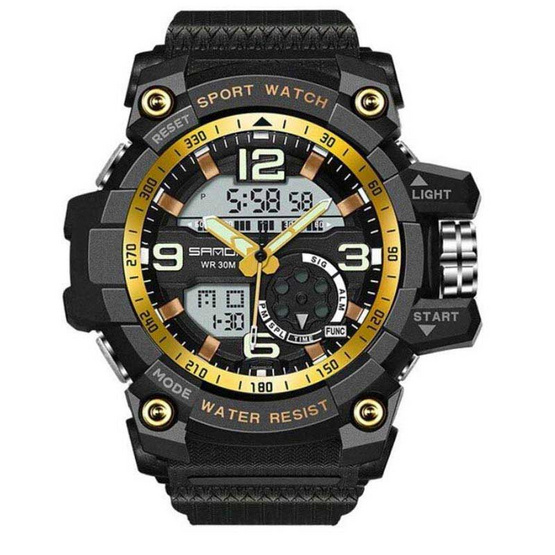 SANDA นาฬิกาข้อมือ รุ่น SW759-BG