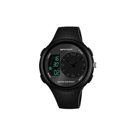 SANDA นาฬิกาข้อมือ รุ่น SW763-BK