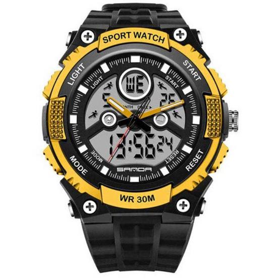 SANDA นาฬิกาข้อมือ รุ่น SW709-BG
