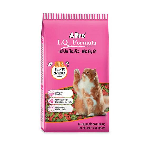 เอโปรไอคิวฟอร์มูล่า อาหารแมว 2 มิกซ์ ขนาด 8 กก.