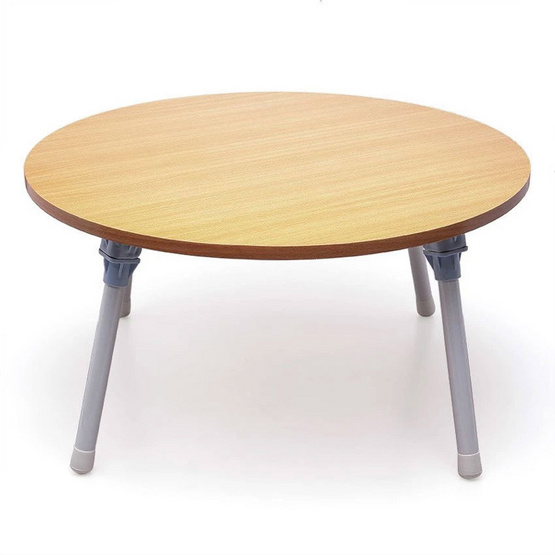 C.I.T.โต๊ะพับญี่ปุ่น ทรงกลม