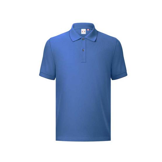 GQ ที่สุดแห่งเสื้อโปโล - Med Blue