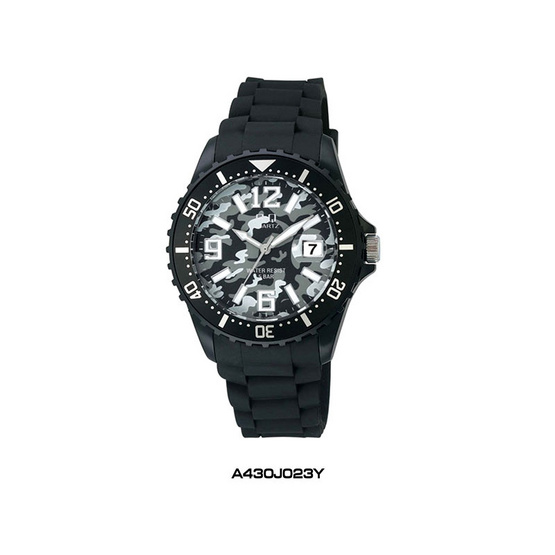 Q&Q นาฬิกาข้อมือ รุ่น A430J023Y