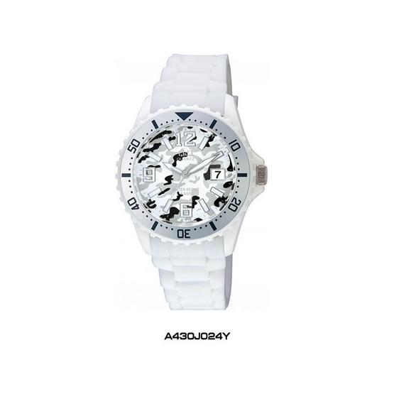 Q&Q นาฬิกาข้อมือ รุ่น A430J024Y