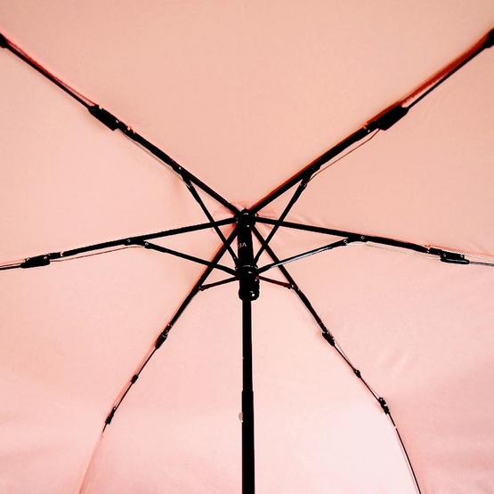 BGG ร่ม ร่มพับ กันยูวี น้ำหนักเบาเป็นพิเศษ สีชมพู