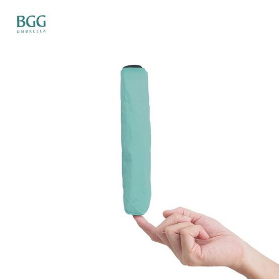 BGG ร่ม กันยูวี น้ำหนักเบาเป็นพิเศษ สีเขียว
