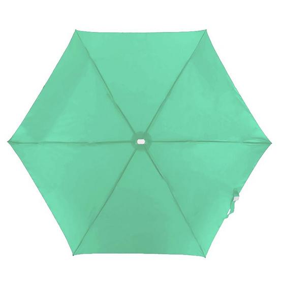 BGG ร่มพับ กันยูวี พกพาขนาดเล็ก สีเขียว