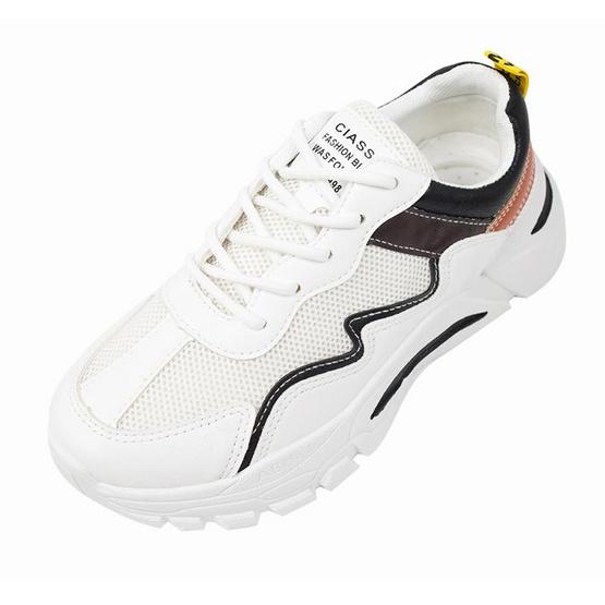 CHARLED รองเท้า รุ่น RN1903-WH0042 0.3 WH00 ขาว