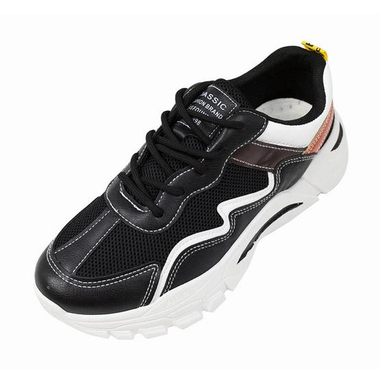CHARLED รองเท้า รุ่น RN1903-BK0042 0.3 BK00 ดำ