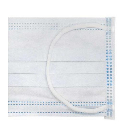 ไมโครเท็กซ์ หน้ากากป้องกันฝุน (กล่อง 50 ชิ้น) สีขาว