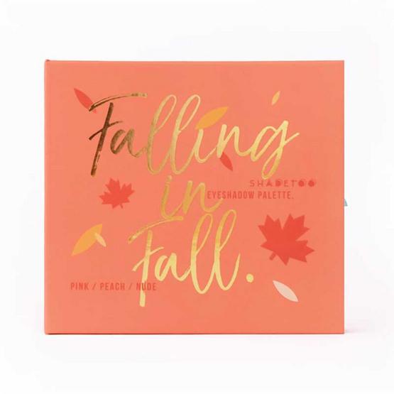 BrushToo อายชาโดว์พาเลท 9 Color eyeshadow palette Falling in fall