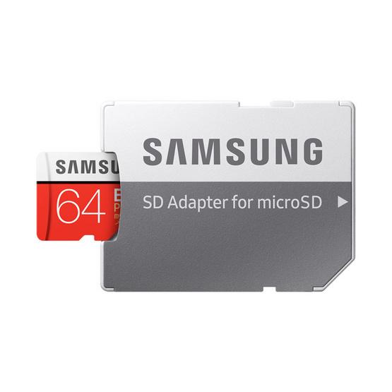 Samsung MicroSD 64Gb รุ่น Evo Plus (MB-MC64HA/APC)