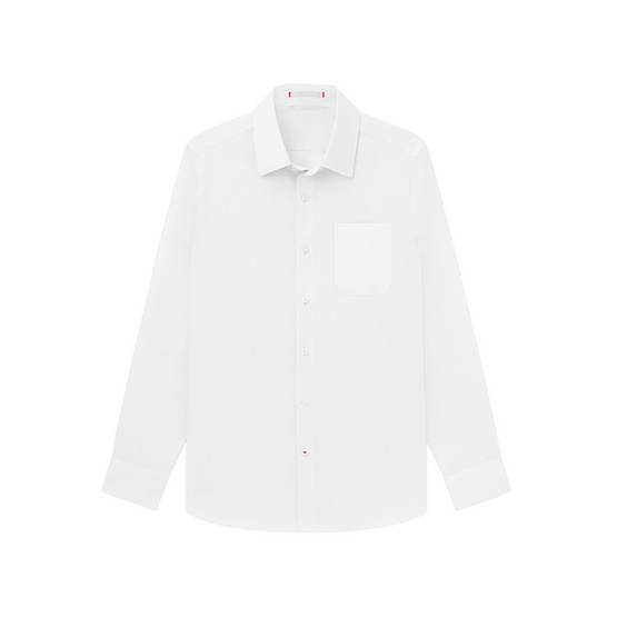 GQWhite ที่สุดแห่งเสื้อเชิ้ตสีขาว (รุ่นมีกระเป๋า)