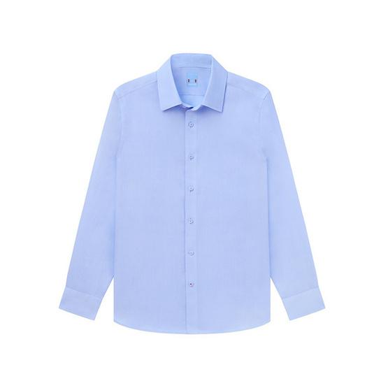 GQWhite Blue ที่สุดแห่งเสื้อเชิ้ตสีฟ้า (รุ่นไม่มีกระเป๋า)