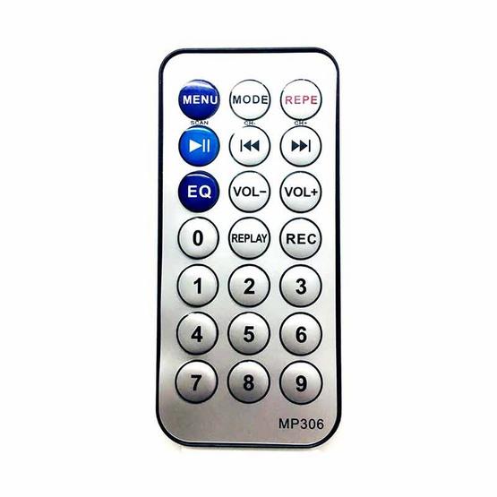 MUSIC D.J. ลำโพงบลูทูธ มีล้อลาก M-M999A Bluetooth / USB / TF / MIC / FM พร้อมไมค์ลอย