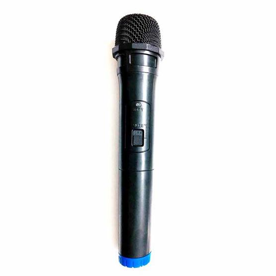 MUSIC D.J. ลำโพงบลูทูธ มีล้อลาก M-M999X Bluetooth / USB / TF / MIC / FM พร้อมไมค์ลอย