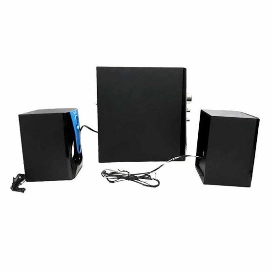 MUSIC D.J. ลำโพงบลูทูธ M-X3A Bluetooth / USB / TF / FM พร้อมรีโมทคอนโทรล