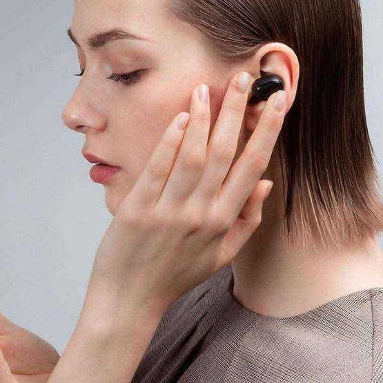 Xiaomi หูฟังบลูทูธแบบ True Wireless รุ่น Redmi AirDots 2