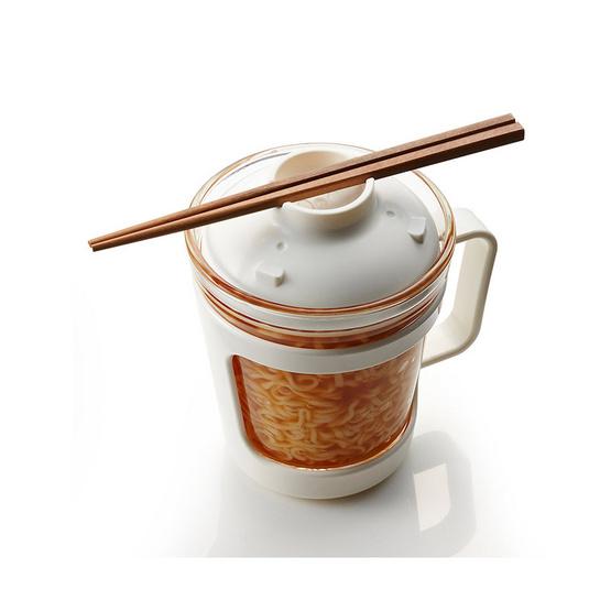 LocknLock ถ้วยต้มบะหมี่กึ่งสำเร็จรูป