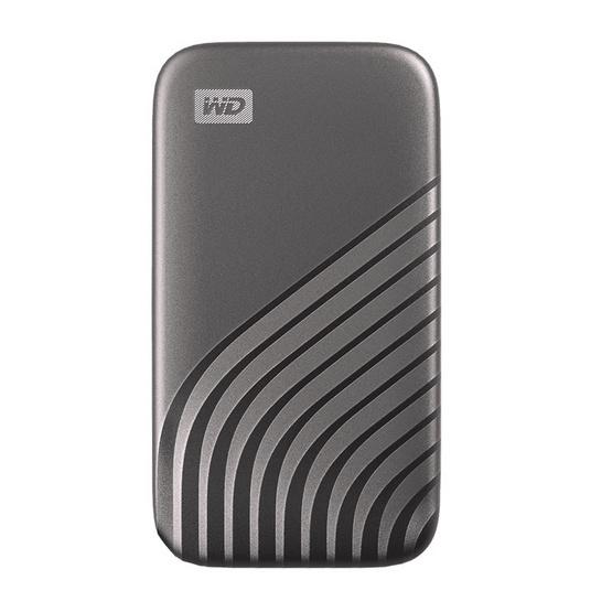 WD เอสเอสดีพกพา My Passport SSD 500GB