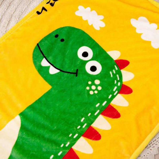 YaYa ชุดของขวัญผ้าห่มไมโครนาโนเทค ขนาด 110x140 CM.