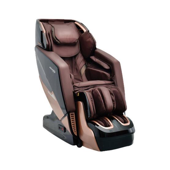AMAXS เก้าอี้นวดไฟฟ้า รุ่น ROCKET 8877, Dark&Red