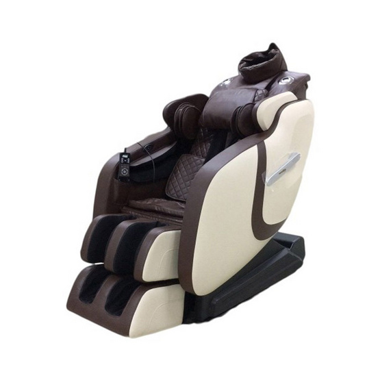 AMAXS เก้าอี้นวดไฟฟ้า รุ่น IN TOUCH 7100, Brown&Beige