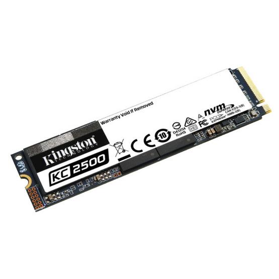 Kingston SSD SKC2500M8 M.2 2280 NVMe PCIe Gen 3.0 x 4 500 GB