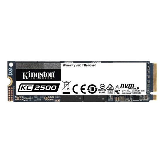 Kingston SSD SKC2500M8 M.2 2280 NVMe PCIe Gen 3.0 x 4 2000 GB