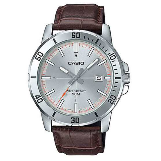 Casio นาฬิกาข้อมือ รุ่น MTP-VD01L-8EV