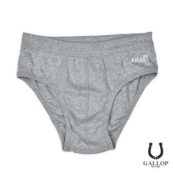 GALLOP กางเกงในผู้ชาย รุ่น GU0403S สีเทา