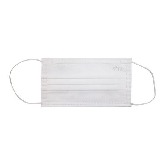 ไซออน หน้ากากป้องกันฝุ่นละออง สีขาว (1 กล่อง / 50 ชิ้น)