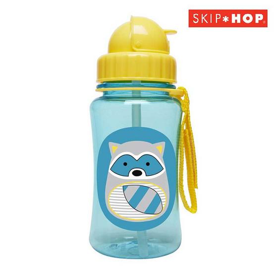 Skip Hop ขวดน้ำดื่ม ลาย Racoon
