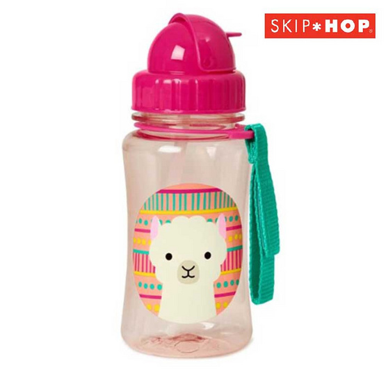 Skip Hop ขวดน้ำดื่ม ลาย Llama