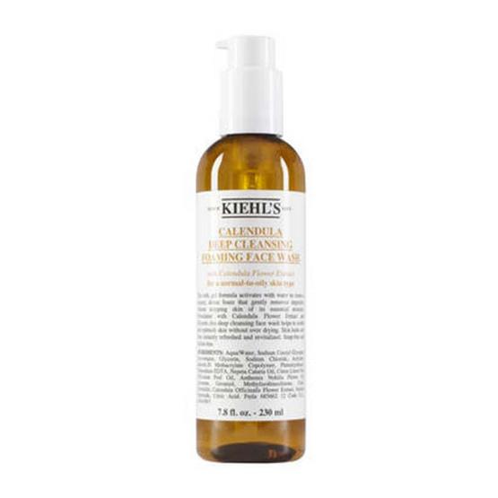 Kiehl's เจลล้างหน้า Calendula Deep Cleansing Foaming Face Wash 230 มล.