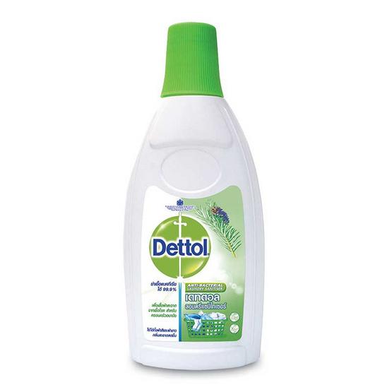 เดทตอล น้ำยาซักผ้า ลอนดรี แซนิไทเซอร์ 750 มล.