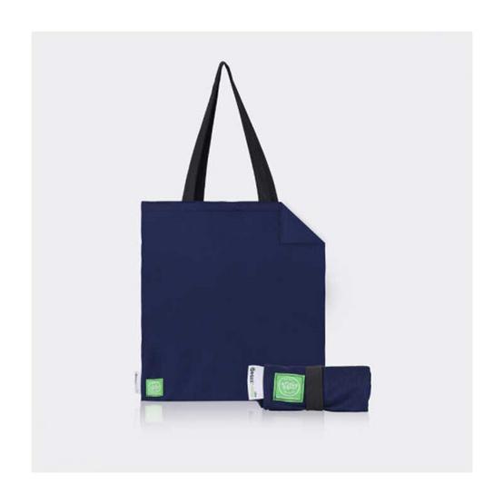 Josoco กระเป๋าผ้า Recycle สีกรม