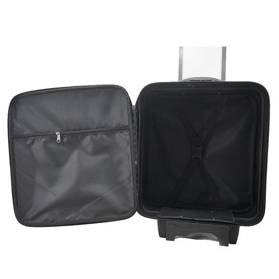 KL POLO กระเป๋าเดินทาง4ล้อหลังเซตแม่-ลูก ขนาด 16 นิ้ว