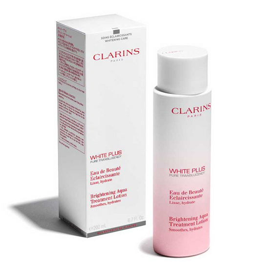 Clarins โทนเนอร์ White Plus Brightening Aqua Treatment Lotion 200 มล.