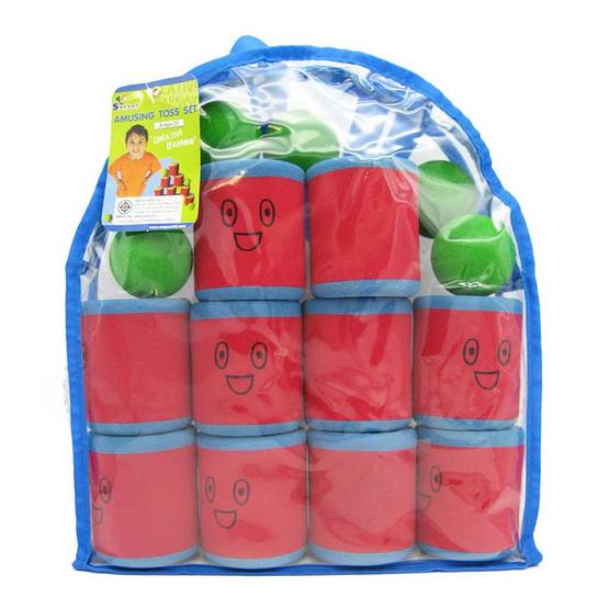 Thai Sports ชุดปากระป๋องโฟม 10 อัน AT-01N