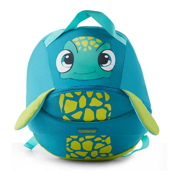 American Tourister กระเป๋าเด็ก COODLE BACKPACK 01 TEAL