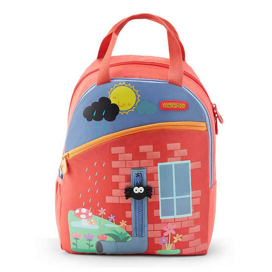 American Tourister กระเป๋าเด็ก COODLE BACKPACK 02 RED