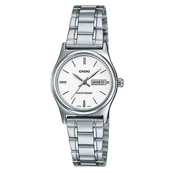 Casio นาฬิกาข้อมือ รุ่น LTP-V006D-7B2