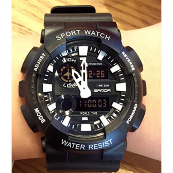 SANDA นาฬิกาข้อมือ รุ่น SW899-BK
