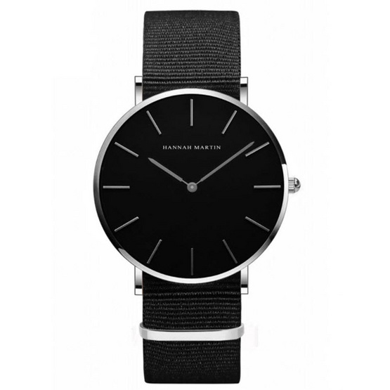 HANNAH MARTIN นาฬิกาข้อมือ รุ่น HM3690-BK/BK