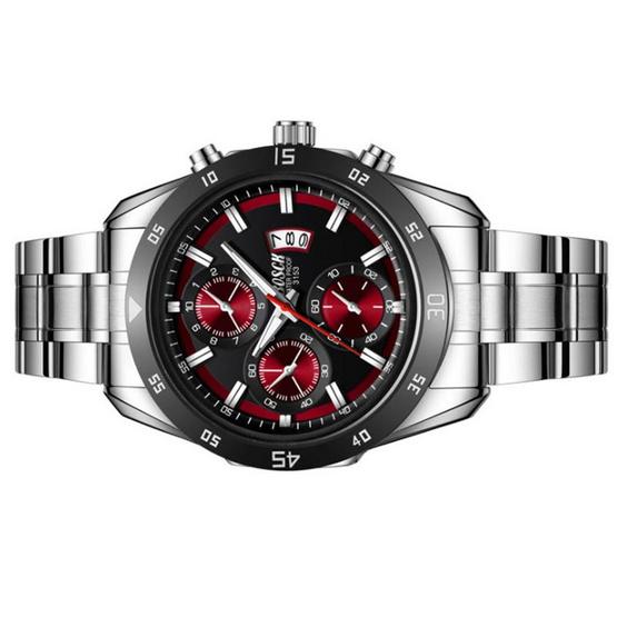 BOSCK นาฬิกาข้อมือ รุ่น BO3153-BK//RE